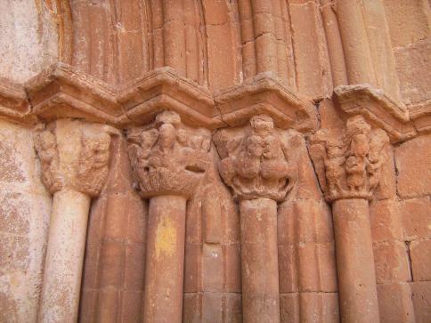 El románico tardío de la Alcarria