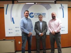 CEOE-Cepyme colaborará con Recuperaciones Alcarreñas y Ambar Plus para la recogida de residuos