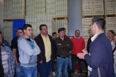 APAG trabaja para terminar los planes empresariales y de inversiones de los agricultores guadalajareños