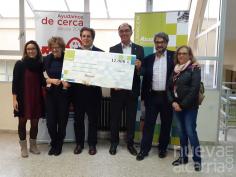 Alcampo colabora con la Fundación Balia con 12.000 euros
