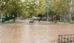 Concluidos los trabajos de mejora del parque situado en la calle Córdoba