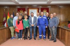 Nueva RPT y acuerdo con los trabajadores municipales en Azuqueca