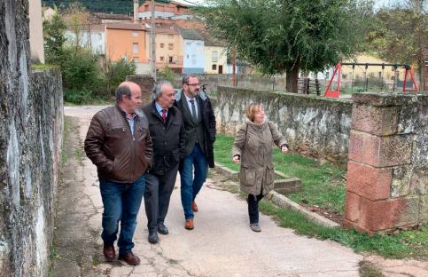 La Junta subvenciona ocho actuaciones en centros educativos de la comarca de Molina