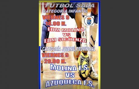 Agenda deportiva de Molina de Aragón para el fin de semana