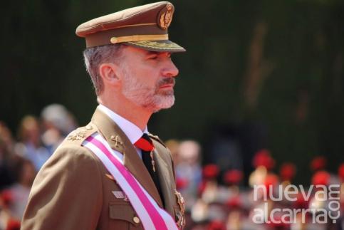 El Rey Felipe visitará las instalaciones del GEO en diciembre