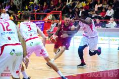Raunovic y Solarin conducen al Isover Azuqueca al triunfo frente al líder, Murcia