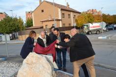 Una glorieta reconoce desde este lunes el trabajo de los 'Servidores Públicos