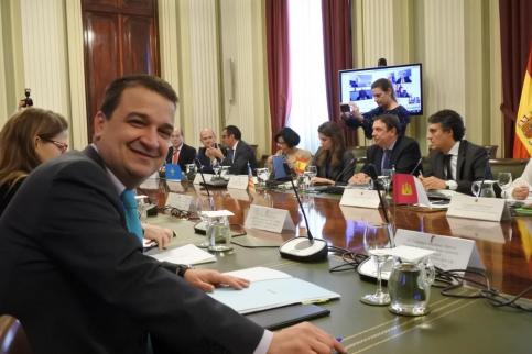 La Junta espera que su documento consensuado sobre la PAC se tenga en cuenta en el debate estatal