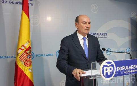 Latre anuncia un plan de inversiones de 6,1 millones para los 448 núcleos población de la provincia