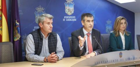 El Ayuntamiento de Guadalajara oferta 136 empleos para 2019