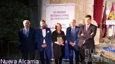 Pilar Bonet premio Internacional de Periodismo Cátedra Manu Leguineche rn su VI edición