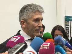 Marlaska recuerda, tras sentencia del crimen de Pioz, que TC aún tiene que pronunciarse sobre la prisión permanente revisable