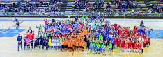 La fiesta de las futuras estrellas del fútbol sala cumple 20 años | FOTOS DE LOS EQUIPOS
