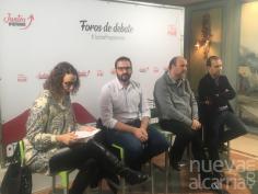 Sergio Gutiérrez resalta la coherencia y transparencia del PSOE frente a la actitud de los
