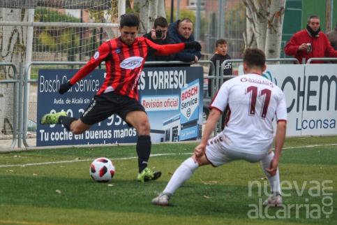 El Atlético Albacete  no dio ninguna opción  al Azuqueca
