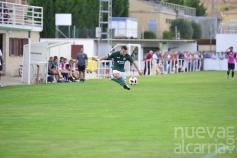 Empate sin goles entre Marchamalo y Tomelloso, en partido adelantado de la liga