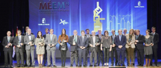 BASF, Witzenmann y Red Plantea, Premios al Mérito Empresarial en Marchamalo
