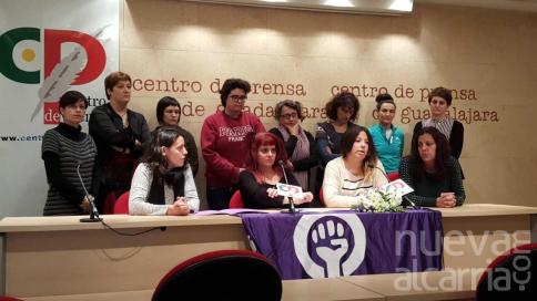 La Plataforma Feminista denuncia un caso de desprotección de una menor hija de una mujer víctima de violencia machista