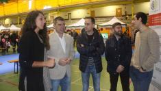 Cabanillas inaugura su IV Feria del Comercio Local