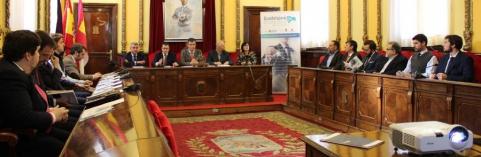 La visita de inversores al Corredor cierra la primera fase de 'Guadalajara empresarial'