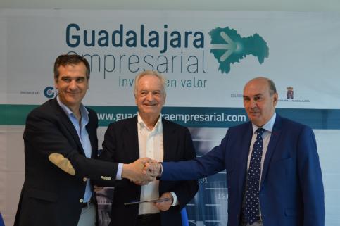 'Guadalajara Empresarial' hace balance de su primer año de vida