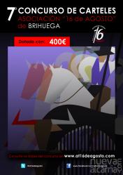 Convocado el VII concurso de carteles del Encierro de Brihuega