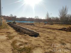 El parque de ocio y deportivo de Los Manantiales estará disponible en primavera