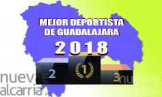 Estos son los candidatos al premio de Mejor Deportista de Guadalajara 2018