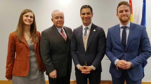 'Guadalajara empresarial' acude a un encuentro con el alcalde de Miami
