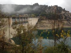 Entrepeñas y Buendía pierden 3,62 hectómetros y se quedan al 25,51% de su capacidad