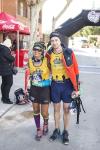 Cristian Manole y Ana Cristina Constantin, vencedores del X-Trail Trillo 2019