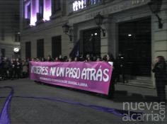 Centenares de personas dicen en Guadalajara: