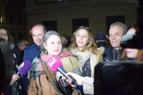 El PSOE presentará en todos los ayuntamientos y la Diputación mociones en defensa de las leyes contra la violencia de género