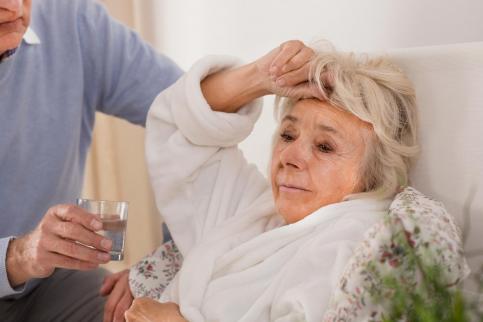 La incidencia de la gripe ya es epidémica en España, con 109,4 casos por cada 100.000 habitantes