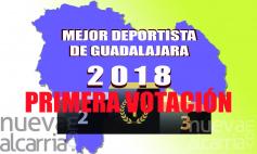 Votaciones para el Mejor Deportista de Guadalajara 2018