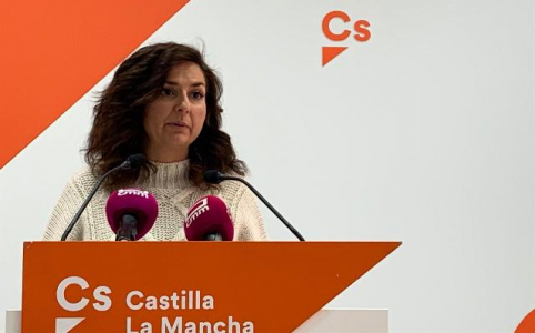 De Miguel (Cs) presentará candidatura para presidir la Junta de C-LM y desconoce si tendrá adversarios en la carrera