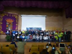 Gran Gala de entrega de premios de los Circuitos de Carreras Populares y de Montaña organizados por la Diputación