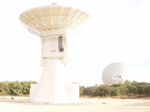 El radiotelescopio de Yebes ayuda a obtener la primera fotografía de la historia de un agujero negro