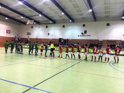 FS Pozo de Guadalajara firma una espectacular jornada