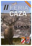 La II Feria de la Caza de Illana (Guadalajara) finalmente se celebrará el 13 y 14 de abril