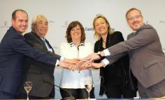 Castilla-La Mancha y Aragón se unen para potenciar las redes logísticas