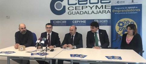 CEOE busca a los mejores 20 proyectos de emprendedores de la provincia