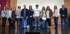 El presidente de la Diputación clausura la Jornada de Jóvenes Emprendedores de la EFA El Llano de Humanes