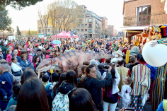 Fin de semana de carnaval en Azuqueca