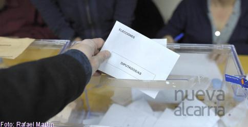 El censo electoral de Castilla-La Mancha asciende a 1,5 millones de ciudadanos