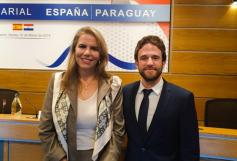 Guadalajara empresarial, presente en un encuentro con la ministra de Industria de Paraguay