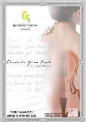 Concierto en el teatro Zorrilla de Milmarcos