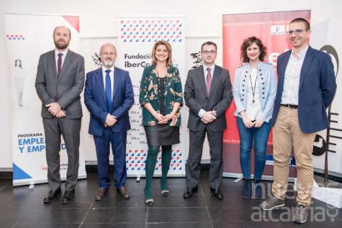 Ibercaja y CEEI Guadalajara se unen para impulsar 'Emplea-T' y 'Emprende'