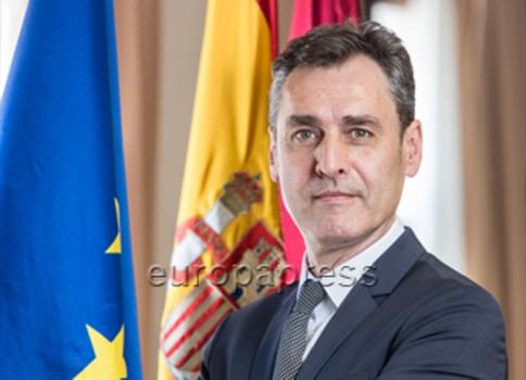Francisco Tierraseca, nuevo delegado del Gobierno en Castilla-La Mancha tras el cese de González Ramos