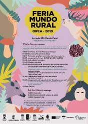 Orea capital del Mundo Rural
